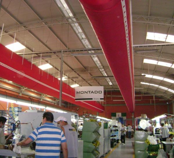 ¿Busca un fabricante de ducto textil que ofrezca un producto de calidad y respaldo técnico en Latinoamérica?